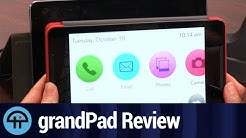 grandPad Review: A Tablet for Seniors