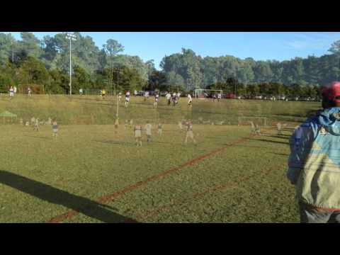 Chris Weidner Soccer Fall 2014