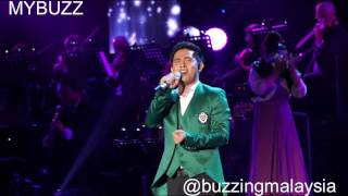 Download Video Cakra Khan - Kekasih Bayangan - Live in Konsert Nova 2017 MP3 3GP MP4