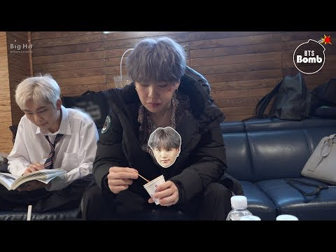 [BANGTAN BOMB] What SUGA did in his free time - BTS (방탄소년단)