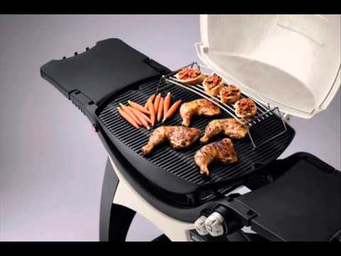 Weber Gasgrill Q3200 Test : Weber q reviews youtube