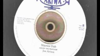 macka b and mad professor - warrior style extended with dub - kunta kinte riddim  - ariwa records