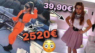 Wieviel ist mein Outfit wert? 2009 vs. 2019 .. | Bibi