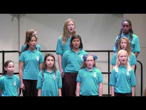 Shalom Chaverim (traditional)-   Twin Peaks Middle School Choir