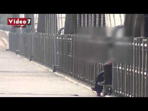 «بلطجة مخدرات- تحرش- اغتصاب» استغاثات الأهالى من كوبرى إمبابة