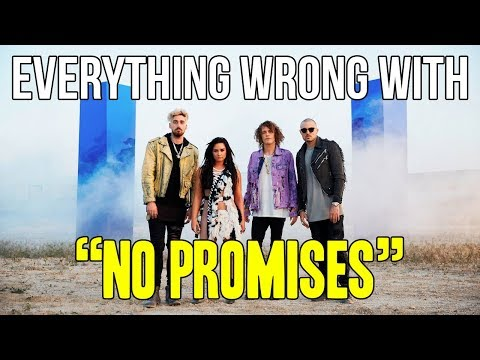 "Everything Wrong With Cheat Codes - ""No Promises ft. Demi Lovato"""