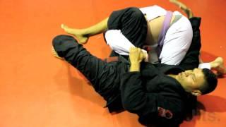 Brazilian Jiu-Jitsu Technique: Guard Attacks Part 2 - AJ Scales - JitsMagazine.com