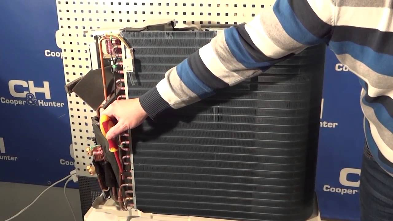 E4, E5, E6, F1, F2, F3 Error Codes on a Mini Split – HVAC How To