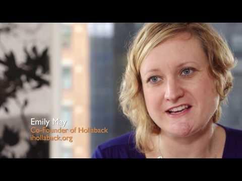 Stamping Out Catcalls Ashoka Fellow Emily May