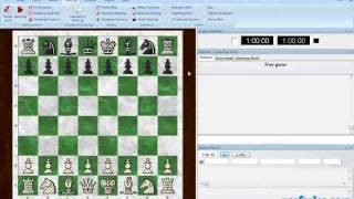 "Playing chess with Fritz in ""Friend mode"" (Fritz Tip #0004)"