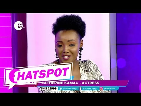 Catherine Kamau (Actress) - My husband is not for SHARING  | Chatspot