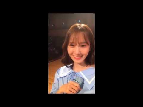 Yoona - 180520 IG Live  GIRLS' GENERATION 少女時代 SNSD