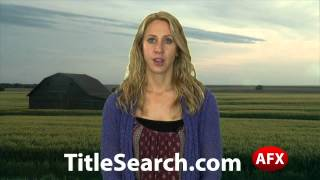 Property title records in Harper County Kansas | AFX