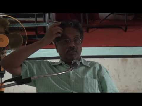 Jacques Derrida: The philosopher that he therefore has to be - Prof. Rajagopalan Radhakrishnan