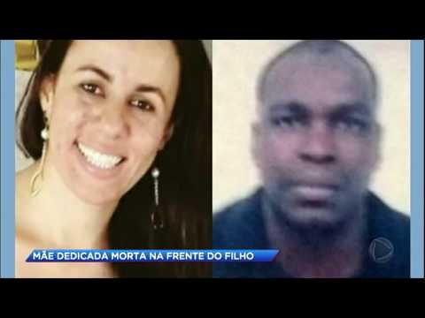 Homem mata a mulher e tira a própria vida na frente do filho
