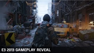 Tom Clancy's The Division - E3 Gameplay reveal [DE]