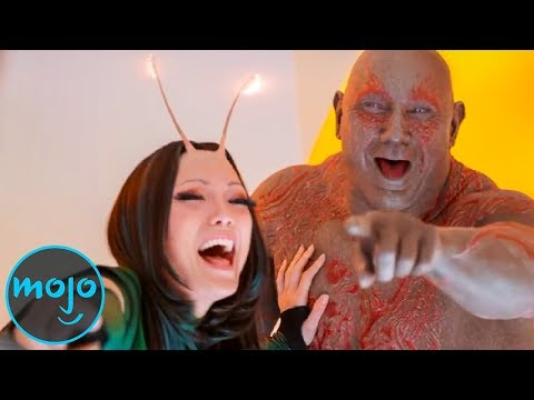 Top 10 Most Hilarious MCU Characters