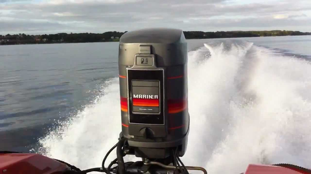 90 Hp Mercury Outboard >> Fletcher Arrowsport 115 Ps Tower of Power - YouTube