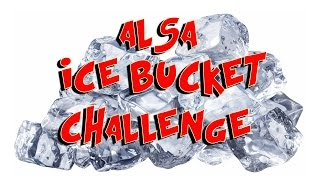 ALS Ice Bucket Challenge With Special Guest Star