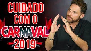 FIQUE ATENTO AOS PERIGOS DESTE CARNAVAL!
