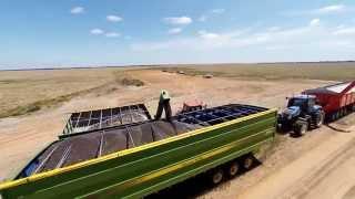 Harvest 2014 Esperance, Western Australia Precision Agronomics