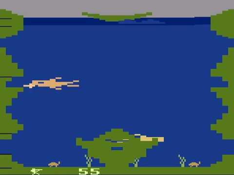 Skindiver ~ Atari 2600