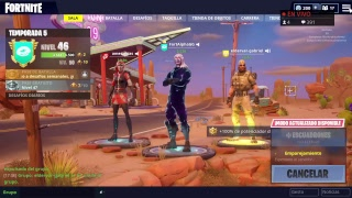 I HAVE THE SKIN GALAXY TOTALLY FREE!! Fortnite Battle Royale Rpp Games