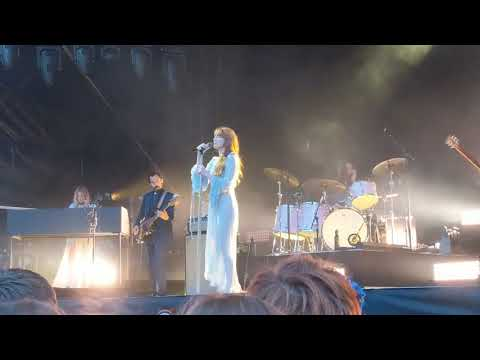 Florence + The Machine - June (Edinburgh Summer Sessions, 7th August 2019)