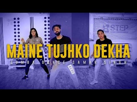 Maine Tujhko Dekha | Samar Singh | Golmaal Again | Zumba Dance Video | Ajay Devgan | Prineeti
