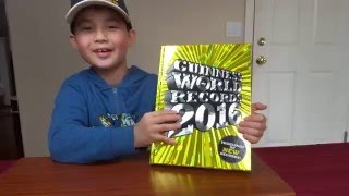 Kid's Book Review : Guinness World Of Records 2016