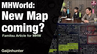 Monster Hunter World: New Map Coming?