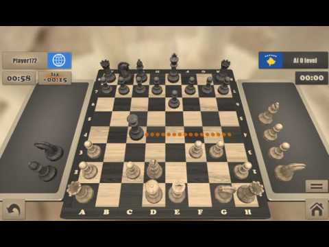 Обзор игры Реальные Шахматы на Андроид / Android