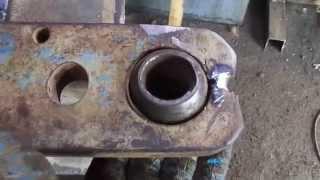 Восстановление (ремонт) продольной тяги навески Т-40