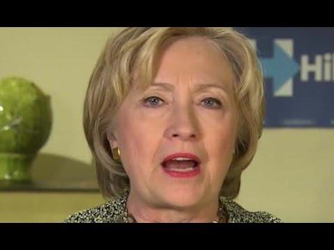 "Hillary Clinton ""Not Even Sure"" Bernie Sanders Is A Democrat"