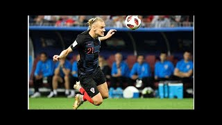 Soccer: Croatia player ratings in the World Cup final