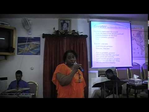Sunday, April 13th, 2014 Pastor Ebere Ogba Trotman  Palm Sunday Part 3