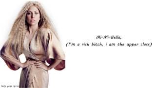 Lady Gaga - Donatella Lyrics