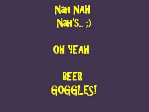 "Beer Goggles ""Lyric Video"""
