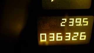 Считывание ошибок Opel Astra H (2010гв)методом нажатия педалей