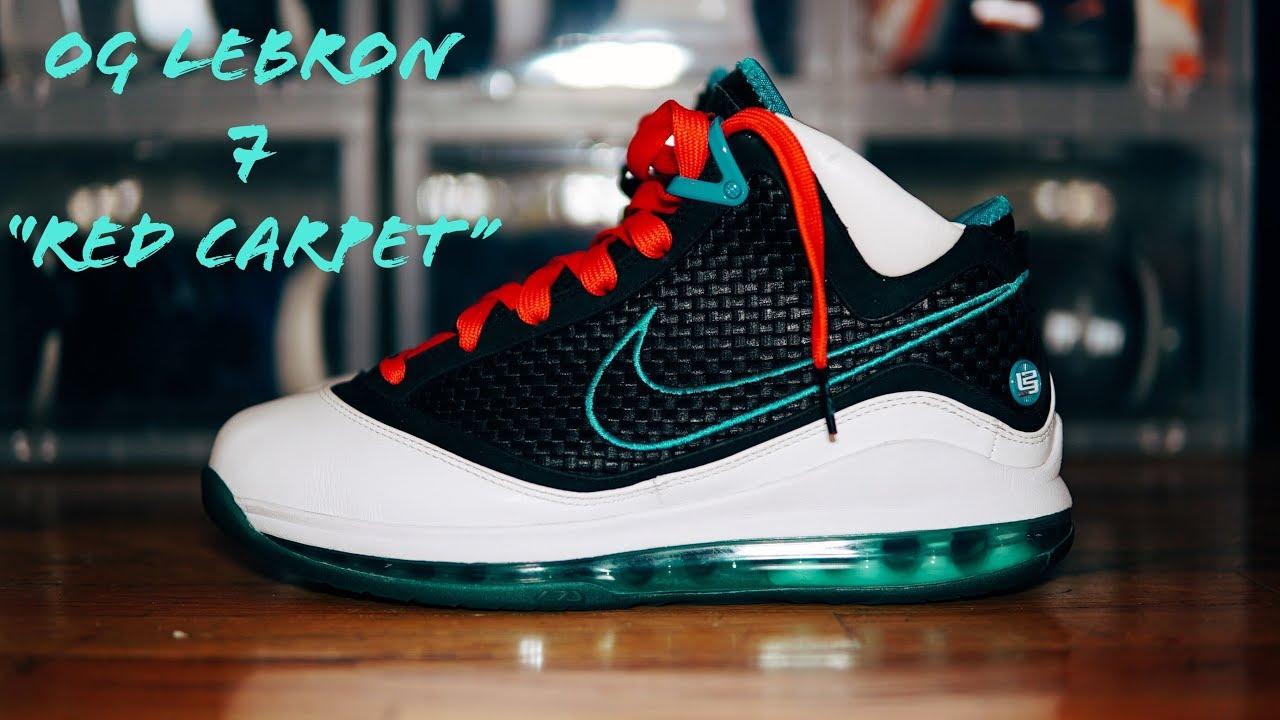 Nike Og Lebron 7 \