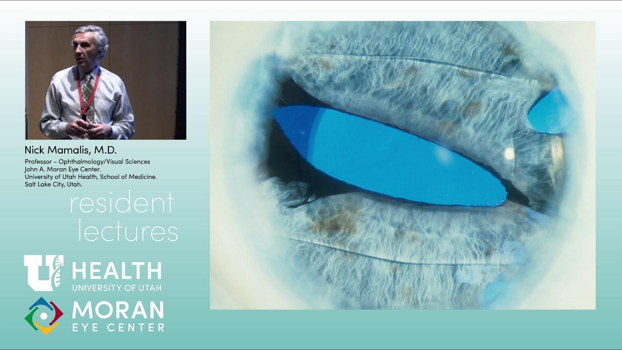 Intraocular Lenses 2018. Moran CORE fa6cc7938b2c