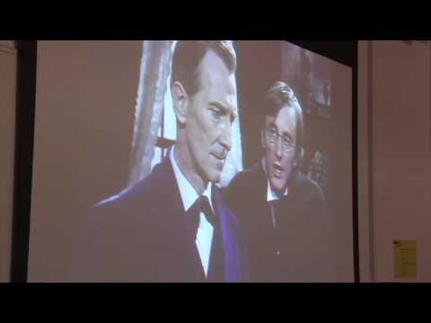 MRG Talk: Performing Sherlock: A Study in Studio and Location Realism