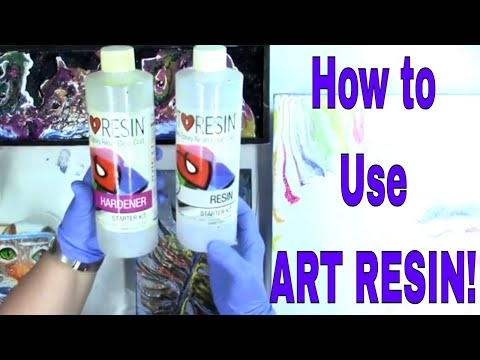 DIY How to Resin a Painted Rock, Glitter Unicorn, Owl Tray & a Dragon