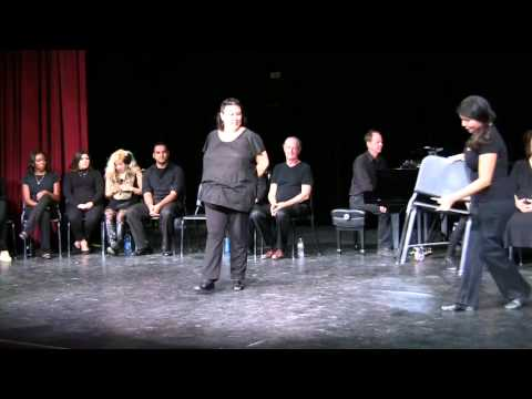 College of the Desert Music Theatre Workshop