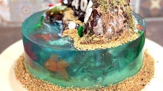 Торта Остров много популярна и модерна днес Торт Остров