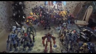 BIONICLE: Universe III: War of the Worlds - Full Movie Part 1/2