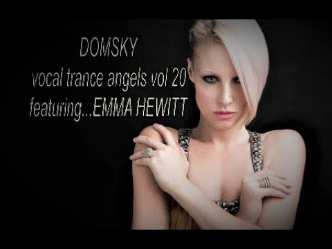 EMMA HEWITT   vocal trance angels vol 20 ...mixed by domsky