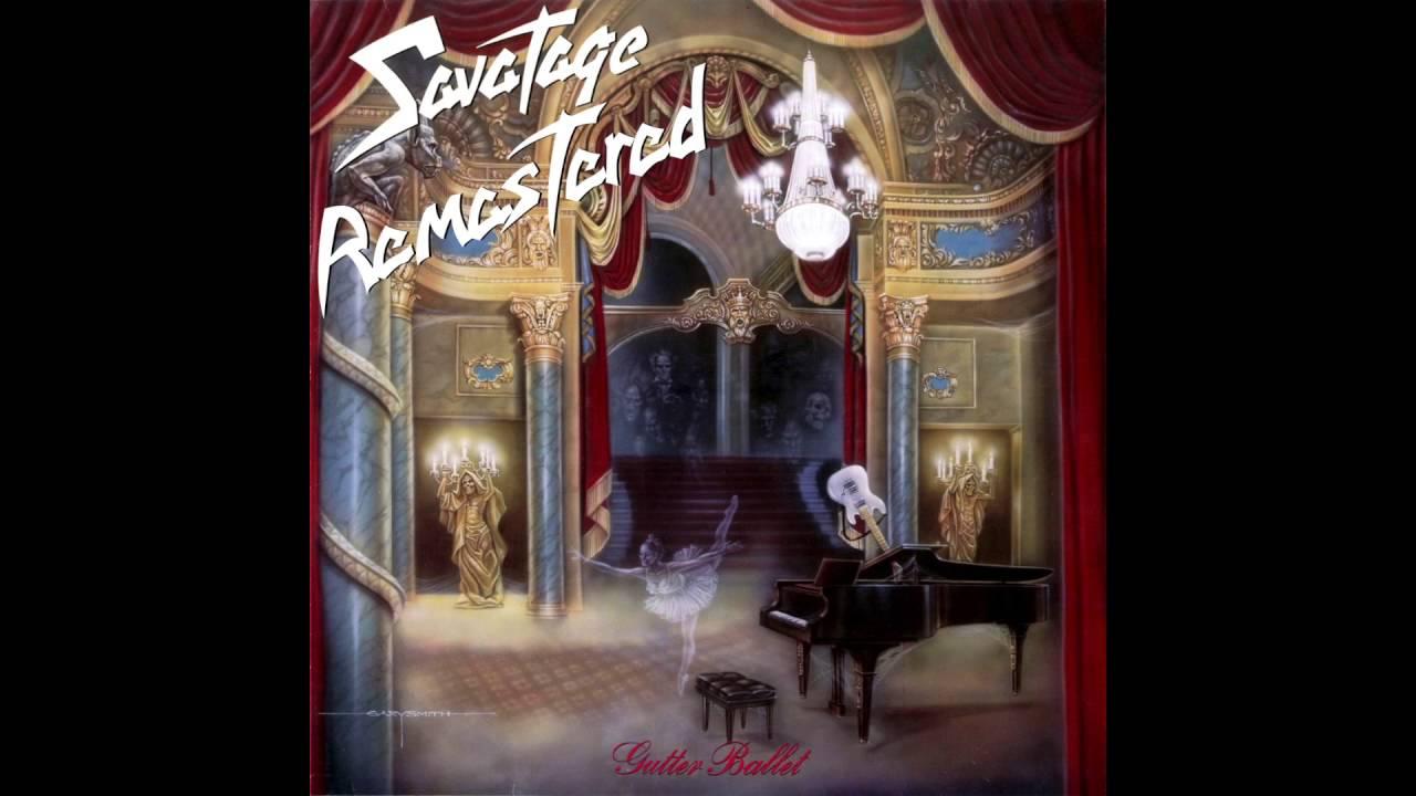 Savatage Gutter Ballet Remastered 2016 Full Album