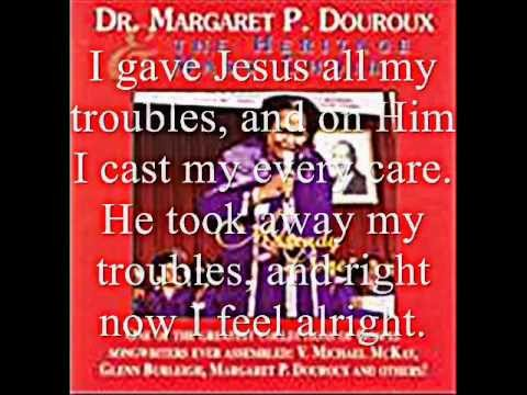 I Feel Alright by Norman Hutchins with Dr. Margaret Douroux and the Heritage Mass Choir