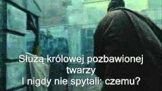 Rise Against - Drones (napisy polskie)